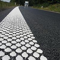 Дорожный пластик